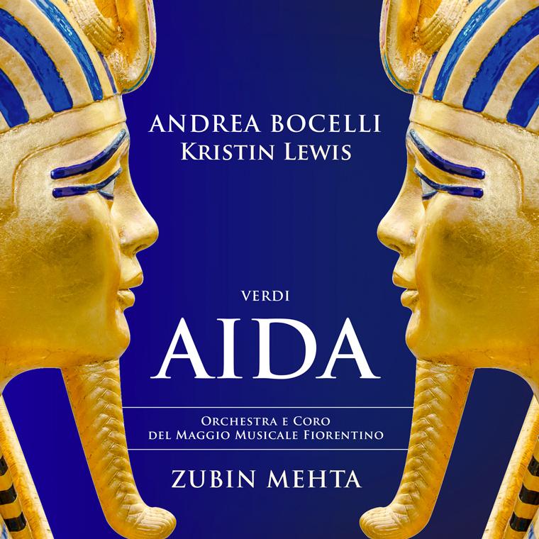 AIDA conducted by Zubin Mehta