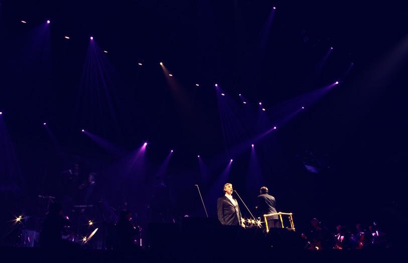 O2 Arena, Dublino