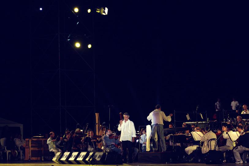 Teatro Del Silenzio, Lajatico