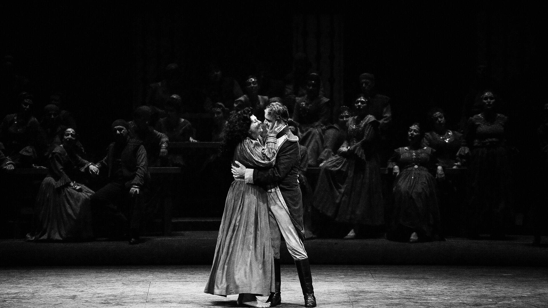 Carmen,Theatre Of The Opera, Rome