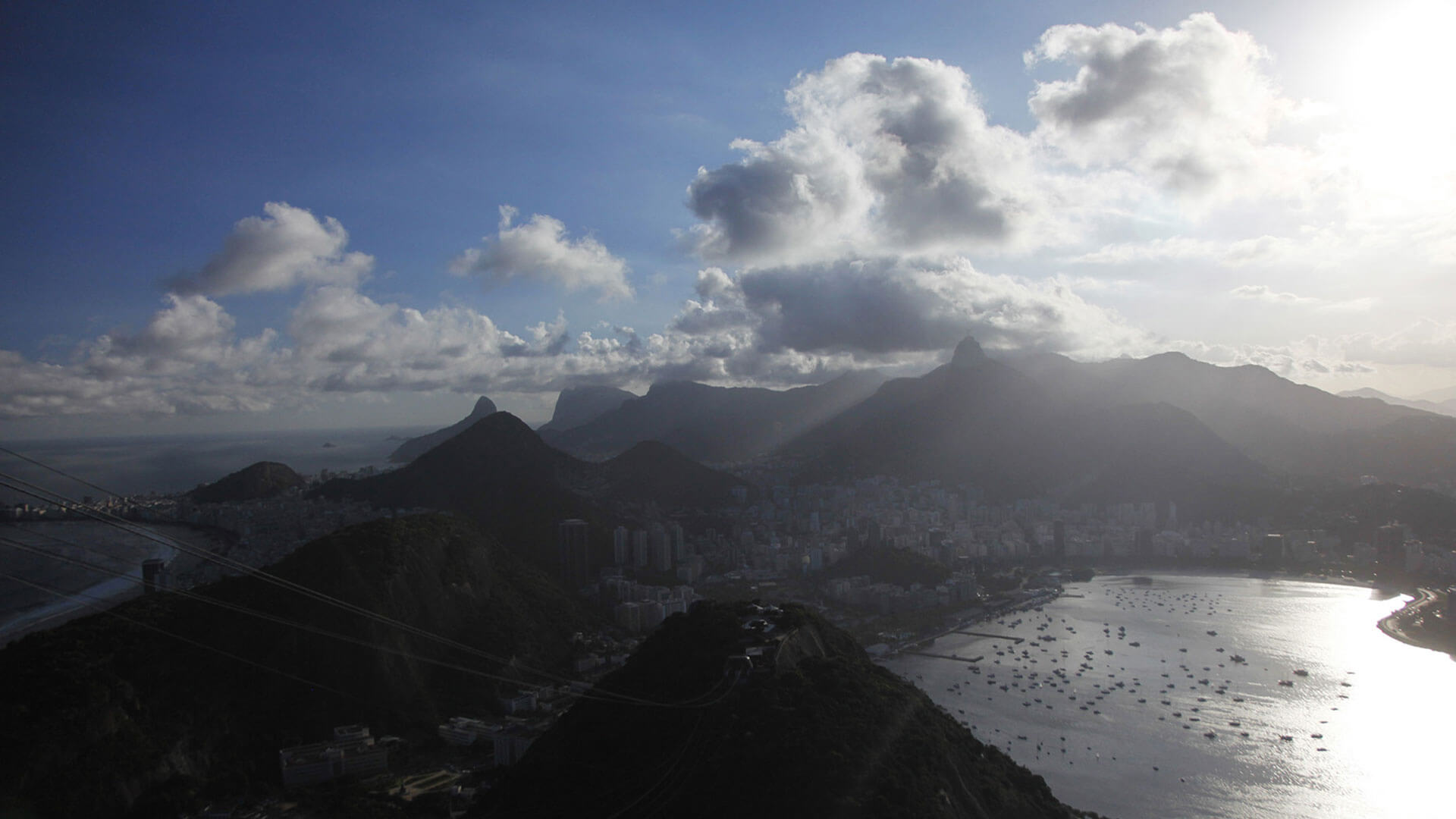 Sud America Tour: Rio