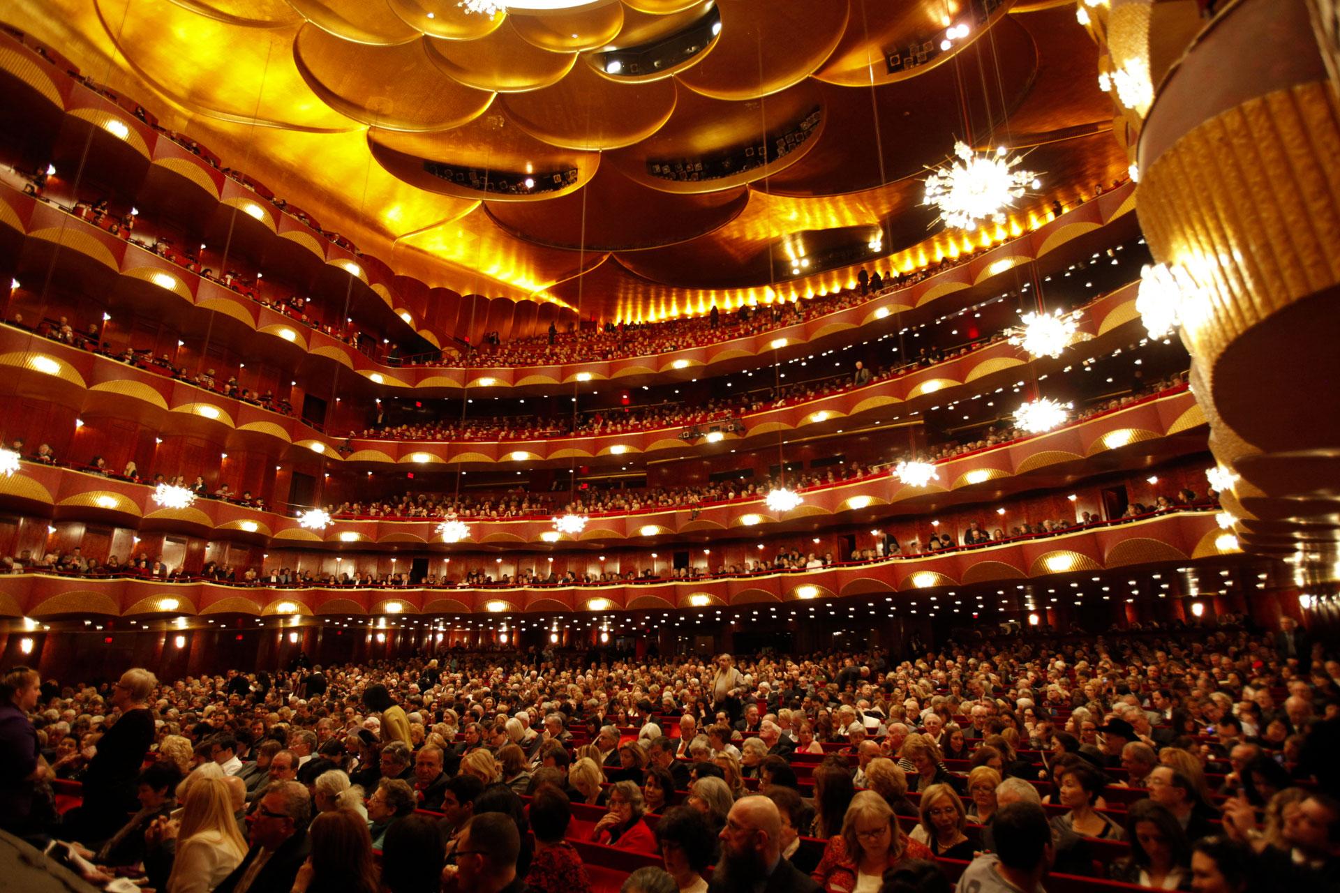 Metropolitan Opera House - New York