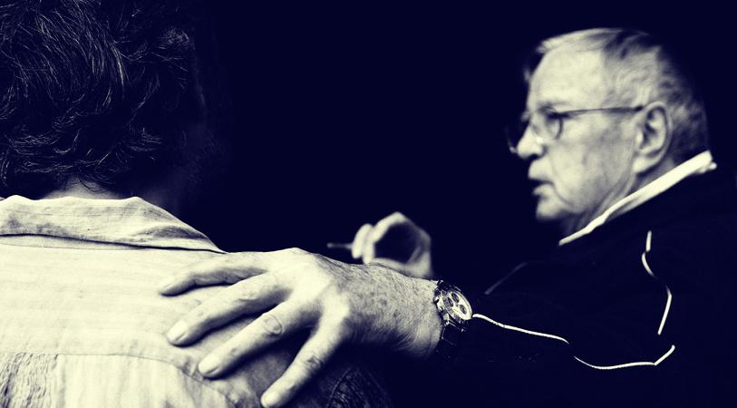 Omaggio A Roma: Franco Zeffirelli, Andrea Bocelli E Monica Bellucci