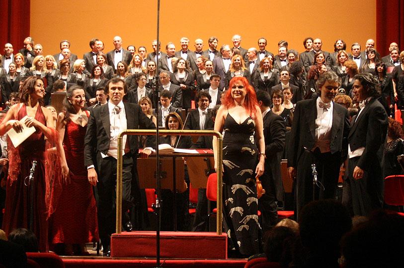 Petite Messe Solennelle, Teatro Bellini, Catania