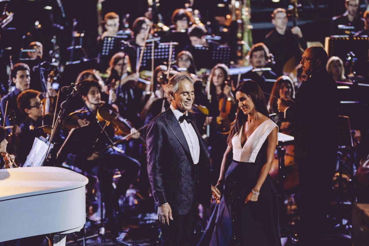 Andrea Bocelli Show